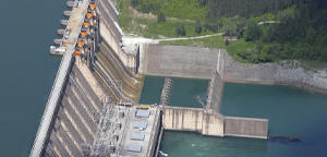 How to keep hydro-electric power under control